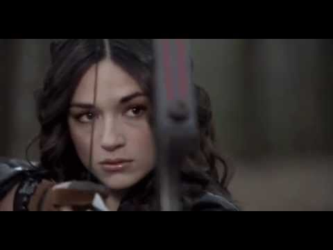 Crystal Reed talks about her last episode on Teen Wolf