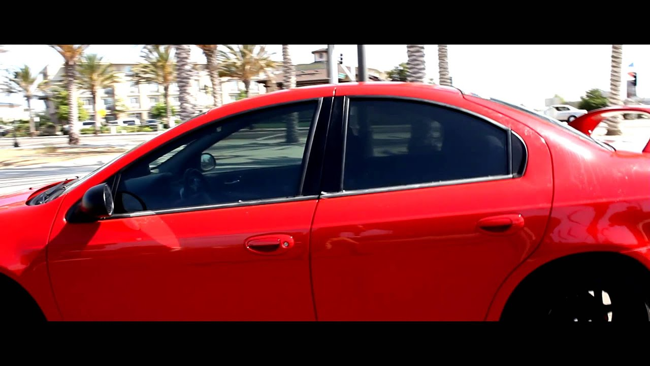 Window tint 35 front 20 rear youtube for 20 40 window