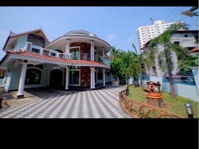 3600 SqFt Fusion style 4 BHK Home in Thiruvalla | Dream Home 17 MAR 2019