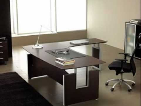 le mobilier de bureau design prix bureau youtube. Black Bedroom Furniture Sets. Home Design Ideas
