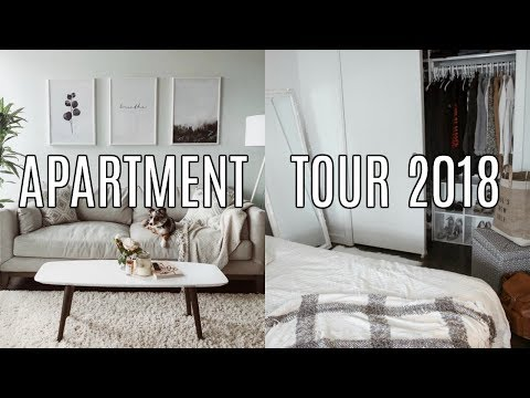 APARTMENT TOUR | 2018 Vancouver BC
