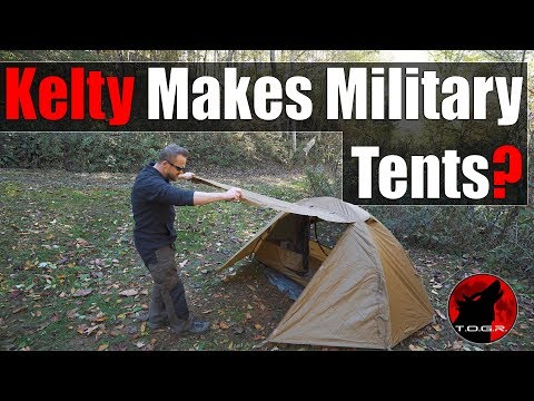 I Don't Understand What This Means! - Kelty Tactical Tents