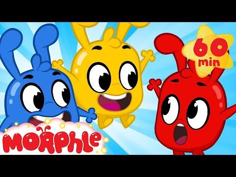 Morphle Family - Kids Cartoons | My Magic Pet Morphle
