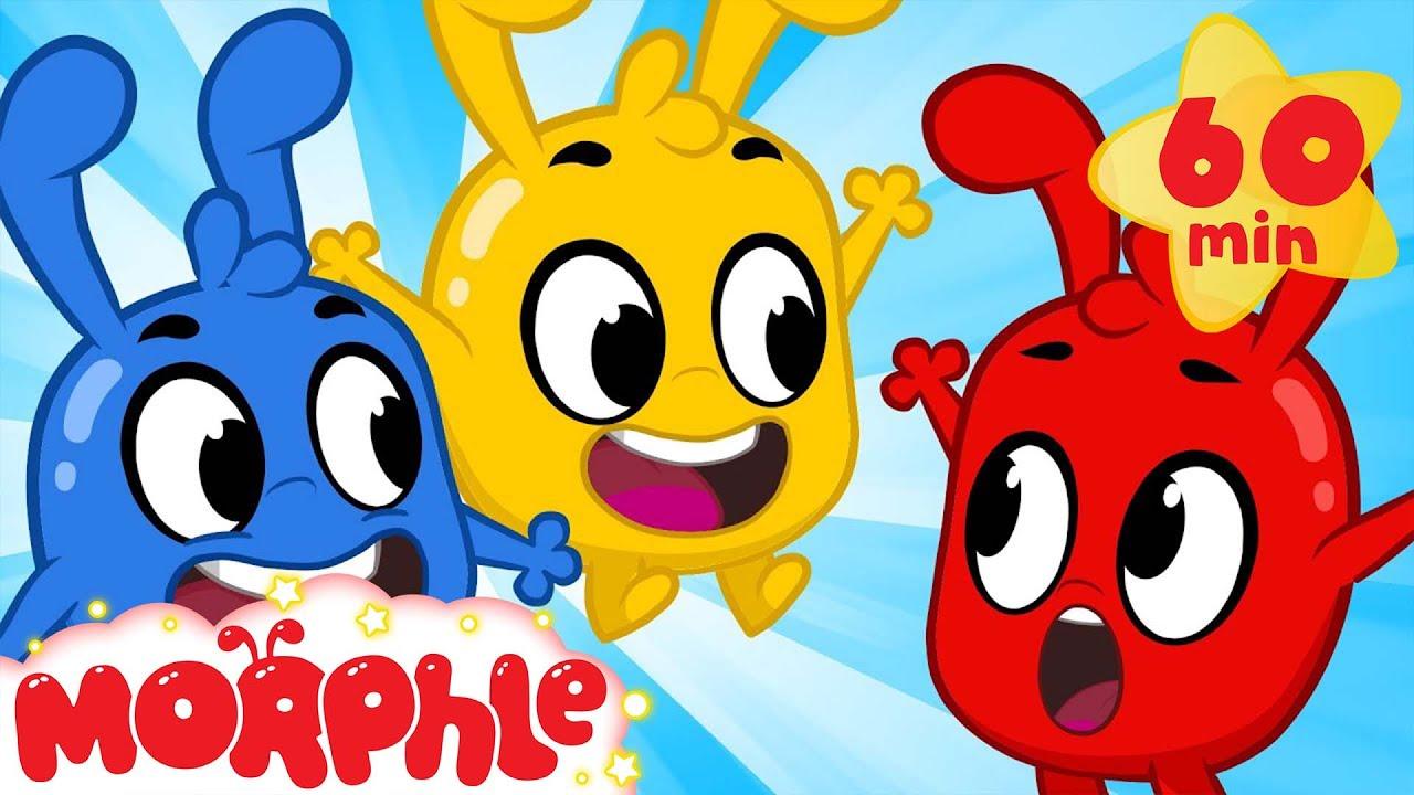 Download Morphle Family - Kids Cartoons | My Magic Pet Morphle