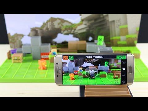 MINECRAFT Mini Film Studio - Zeit Youtuber zu werden! - Stop Motion