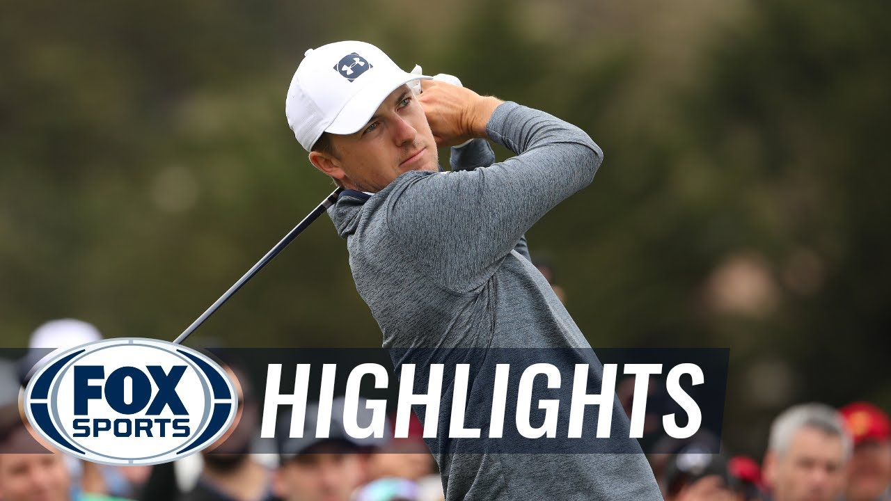 Round 4: Jordan Spieth, Rickie Fowler and Phil Mickelson | 2019 U.S. OPEN HIGHLIGHTS