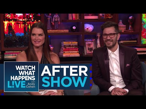 After : Jonathan Bennett Tells A Story About How He Facetime'd With Lindsay Lohan  WWHL