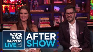 After Show: Jonathan Bennett Tells A Story About How He Facetime'd With Lindsay Lohan | WWHL