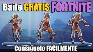 Baile GRATIS en FORTNITE - CONSIGUELO 2020