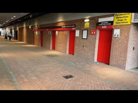 Treble Suite Old Trafford entrance and Munich Memorial