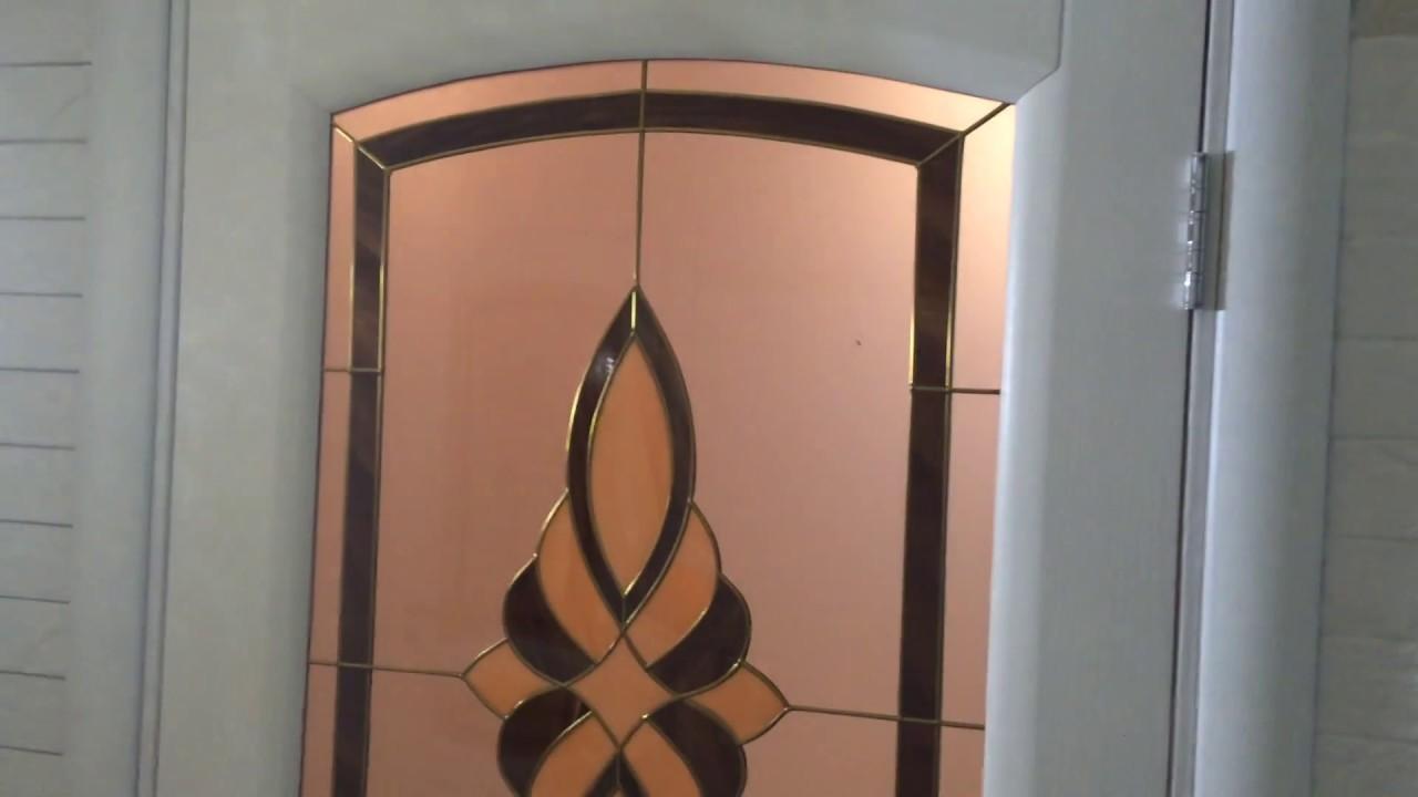 цвет мокко фото двери