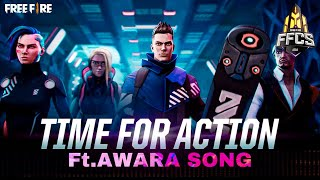 FFIC BUNDLE SONG FREEFIRE || AWAARA BADSHAH FT. REET TALWAR || XTG GAMING