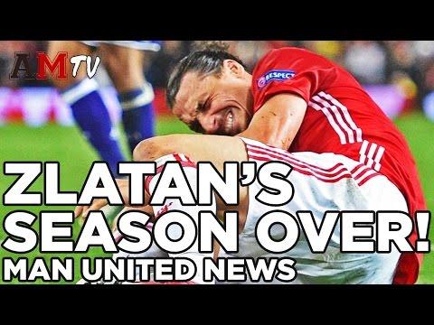 ZLATAN'S SEASON OVER? | Celta Vigo Up Next | Latest Manchester United News