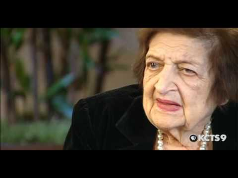 Helen Thomas | CONVERSATIONS AT KCTS 9