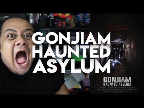 #ZHAFVLOG - DAY 111/365 - Gonjiam Haunted Asylum | Korean Movie Review | Horror Movie