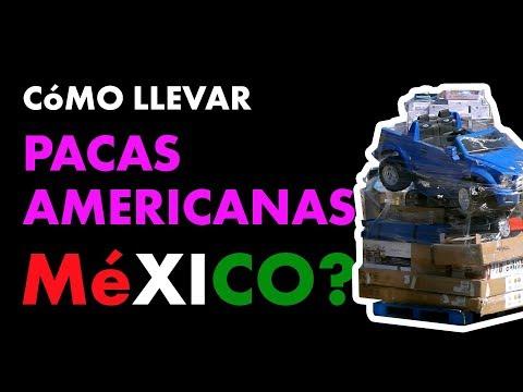 Familia Mexicana Lleva 10 PACAS AMERICANAS A México Para Revender - (Entrevista)