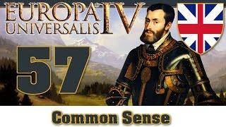 Europa Universalis IV Common Sense Inghilterra [ITA] 57 - La Polonia vende cara la pelle, di nuovo!