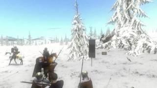 Скачать Mount Blade Warband Knights The Last Battle Cold Mp4
