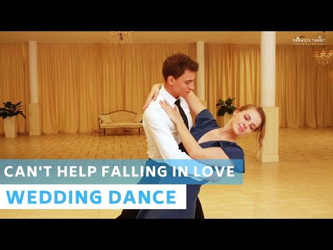 Can't Help Falling In Love - Elvis Presley | Wedding Dance Choreography