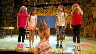 Matilda the Musical on Getaway 10/9/15