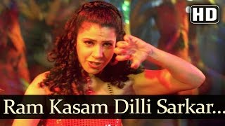 Ram Kasam Dilli Sarkar (HD) - Sambhavna Seth Hot Songs - Yeh Lamhe Judaai Ke Songs