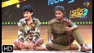 Patas 2 | Praveen & Vennela Performance | 19th July 2019  | ETV Plus