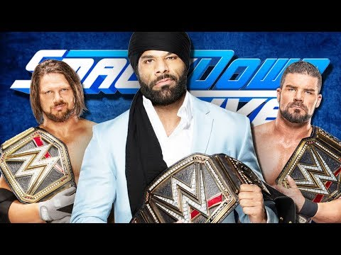 5 WWE Wrestlers Who SHOULD Be WWE Champion INSTEAD of Jinder Mahal!