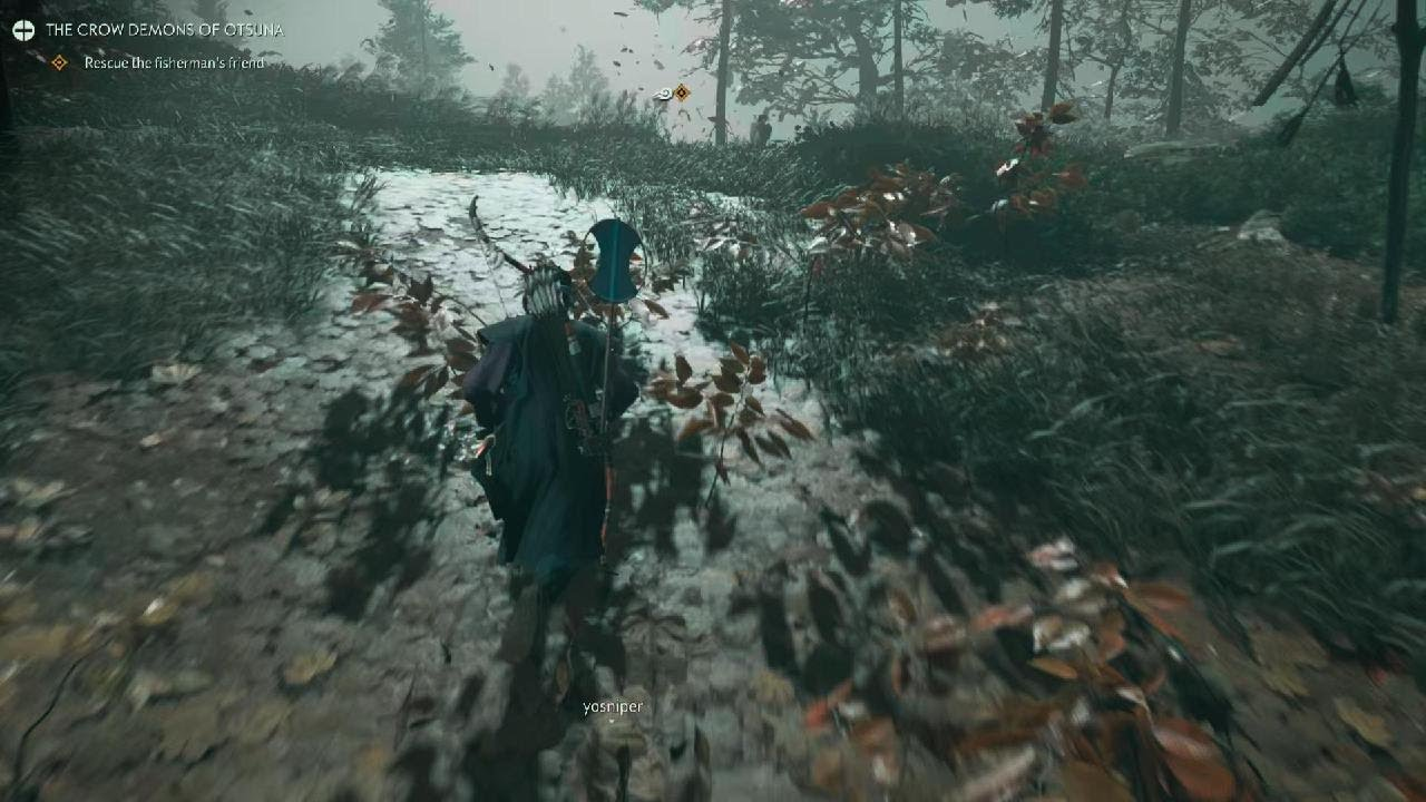 Ghost of Tsushima: Coop is fun!