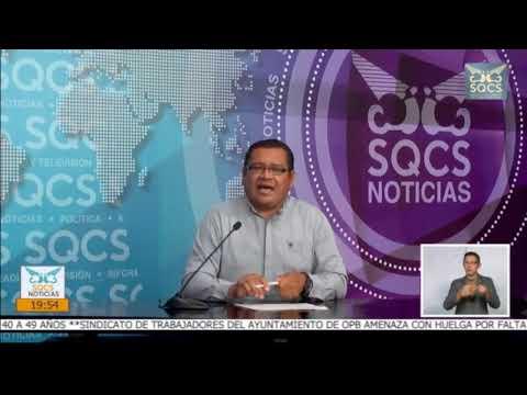 31-Agosto-2021. SQCS Noticias Segunda Emisión.