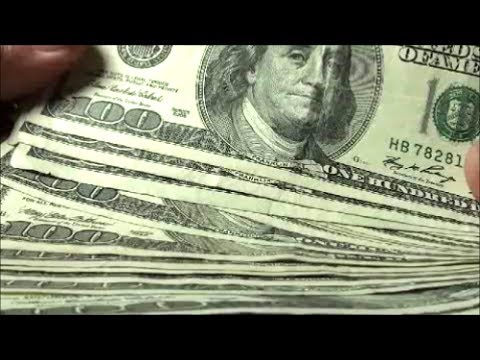 Searching over SIX THOUSAND DOLLARS in $100 DOLLAR BILLS, HUNTING for rare US CURRENCY & STAR NOTES