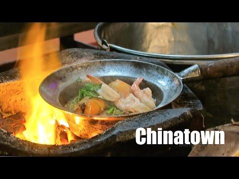 Bangkok's Chinatown - Vlog 126