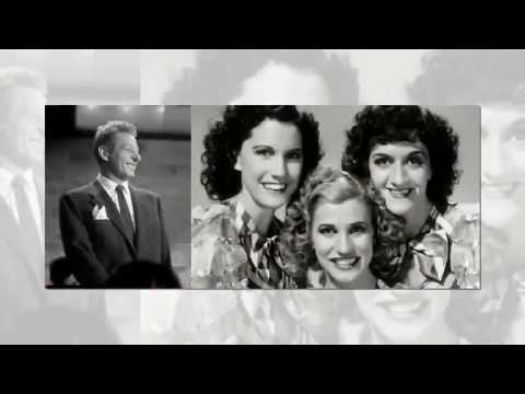 Merry Christmas At Grandmother's House ~ Danny Kaye w/ The Andrews Sisters ~ HD
