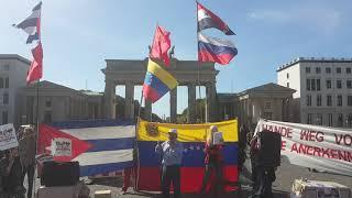 """14.9.2019. Rede Mauro, Partido Comunista Peruano - """"Hände weg von Venezuela"""" #HandsoffVenezuela"""