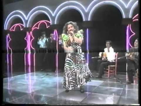 MARUJA GARRIDO - TE VAS HA REIR DE MI  ( LAS COPLAS 1987 ).wmv