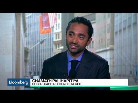 Chamath Palihapitiya Weighs in on the Biggest Issues in Tech