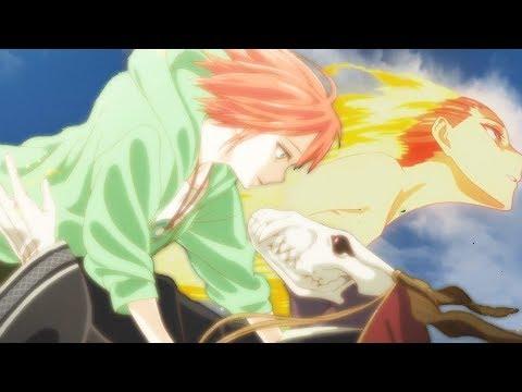 """The Phoenix Returns To Its Nest"" (Chise's Phoenix Transformation) • Mahoutsukai No Yome S01EP12"