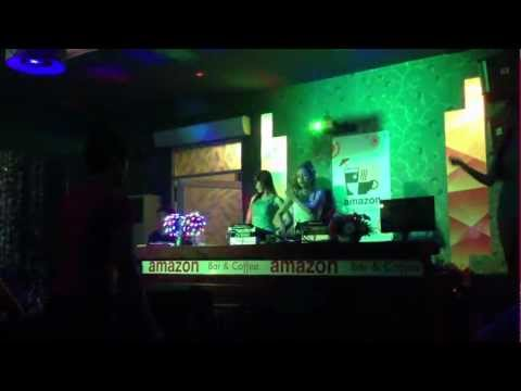 DJ ANA TẠI CF BAR AMAZON NHA TRANG CITY
