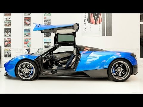 Pagani: Taking on the Supercar World! - The Downshift Ep. 76