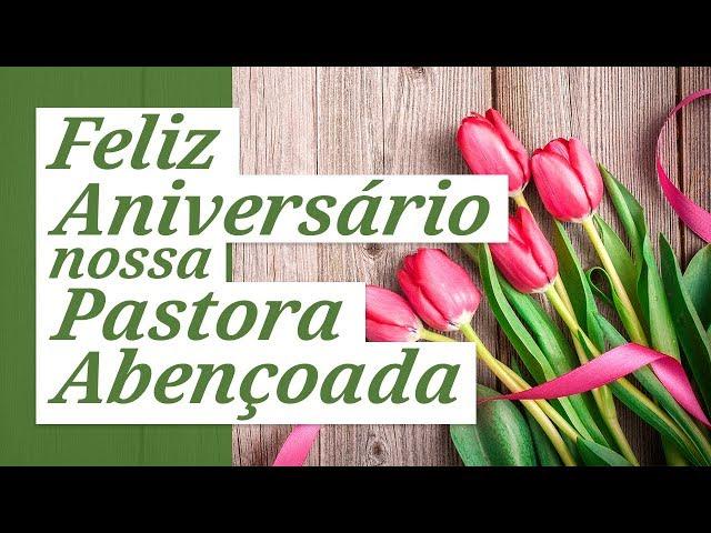 Mensagens De Aniversário Para Pastora Mensagens De Aniversário