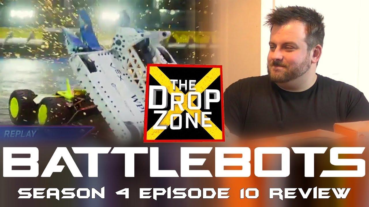 Download BATTLEBOTS Season 4 Episode 10 Review (The Drop Zone) | Votesaxon07