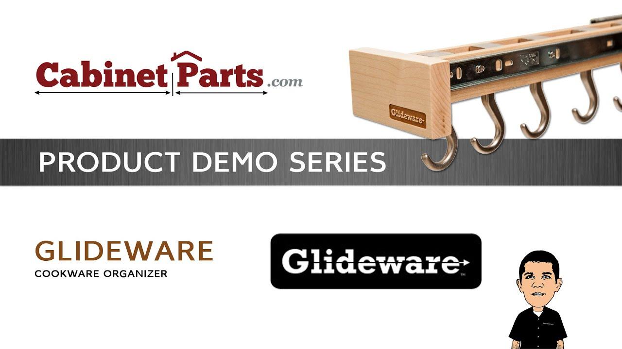 Amazing CabinetParts.com   Glideware Cookware Organizer