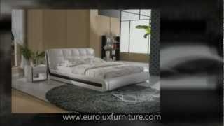 Modern And Contemporary Beds - Eurolux Furniture
