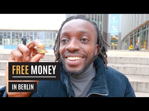 How to get Free Money in Germany