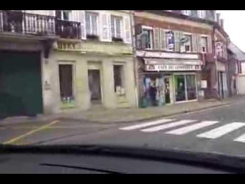Chaumont centre ville