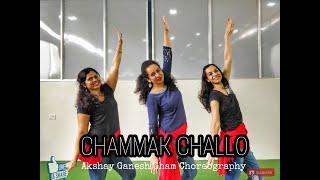 CHAMMAK CHALLO | RaOne |Ladies Dance Choreography| Megha Sikotara | Gayatri Pardeshi | Abhijna Hegde