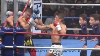 K-1 Impact! KO Highlights Vol.6