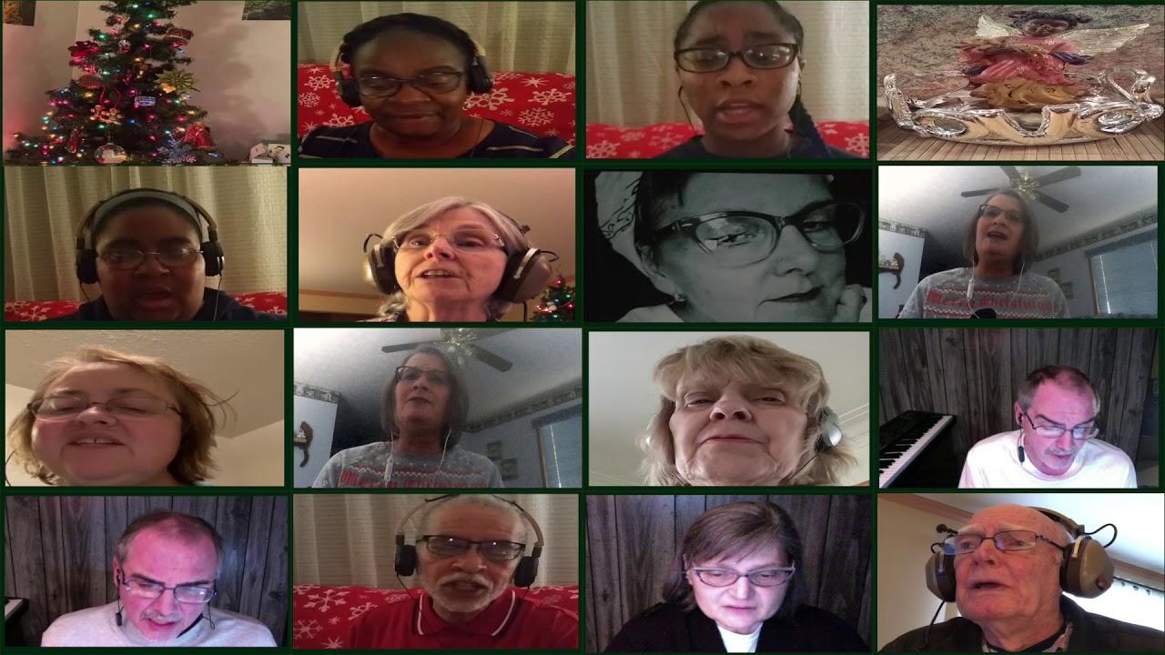 Harmony Sings Virtual Choir 'Hark! The Herald Angels Sing'