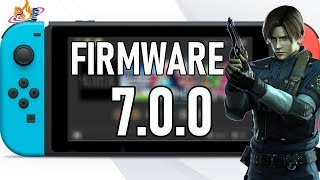 Nintendo Switch Firmware Update 7.0 Datamined, Switch Dominates Dec. NPD Sales & RE2 Spanks RE7!