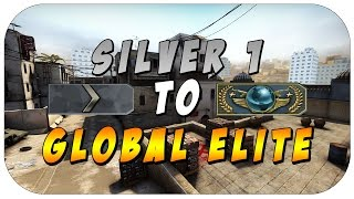 One of SkitzMACHINE's most viewed videos: CSGO - Road to Global Elite - Silver 1