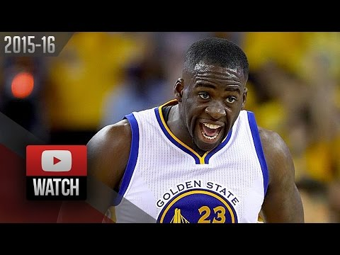Draymond Green Full Game 7 Highlights vs Cavaliers 2016 Finals - 32 Pts, 15 Reb, 9 Ast